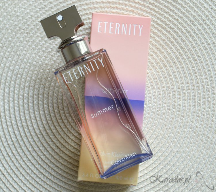Calvin Klein, Eternity Summer 2015 - woda perfumowana dla kobiet