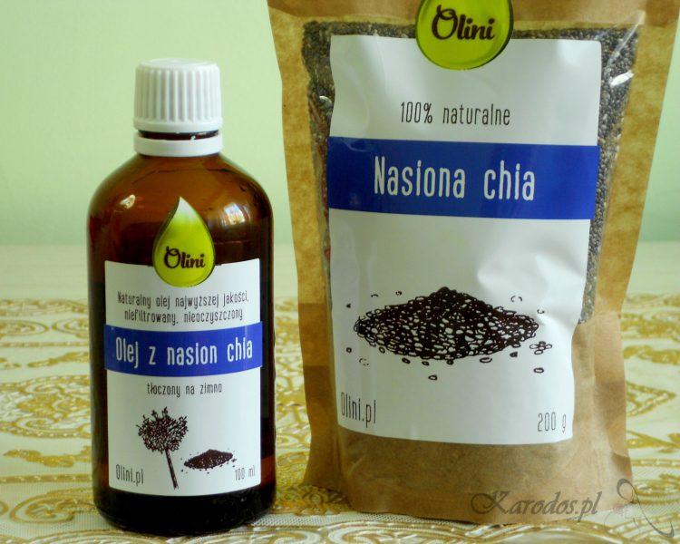 Chia –  cudowne nasiona i olej