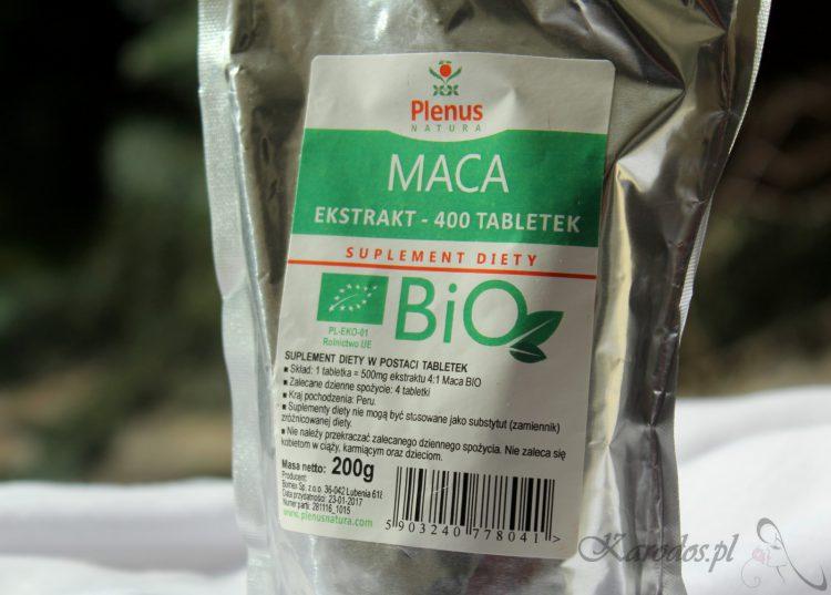Zdrowotne właściwości korzenia MACA