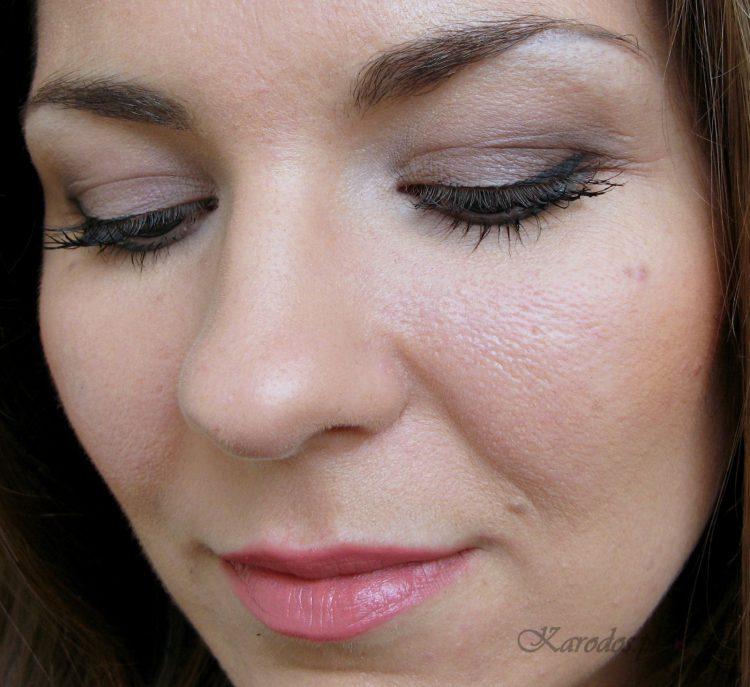 Sensique, Trendy Eyeshadows, Poczwórne cienie do powiek