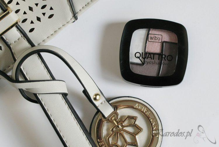 Cienie do powiek Wibo Quattro – opinia