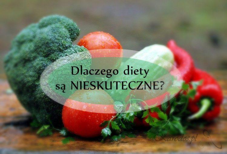 Dlaczego diety są nieskuteczne?