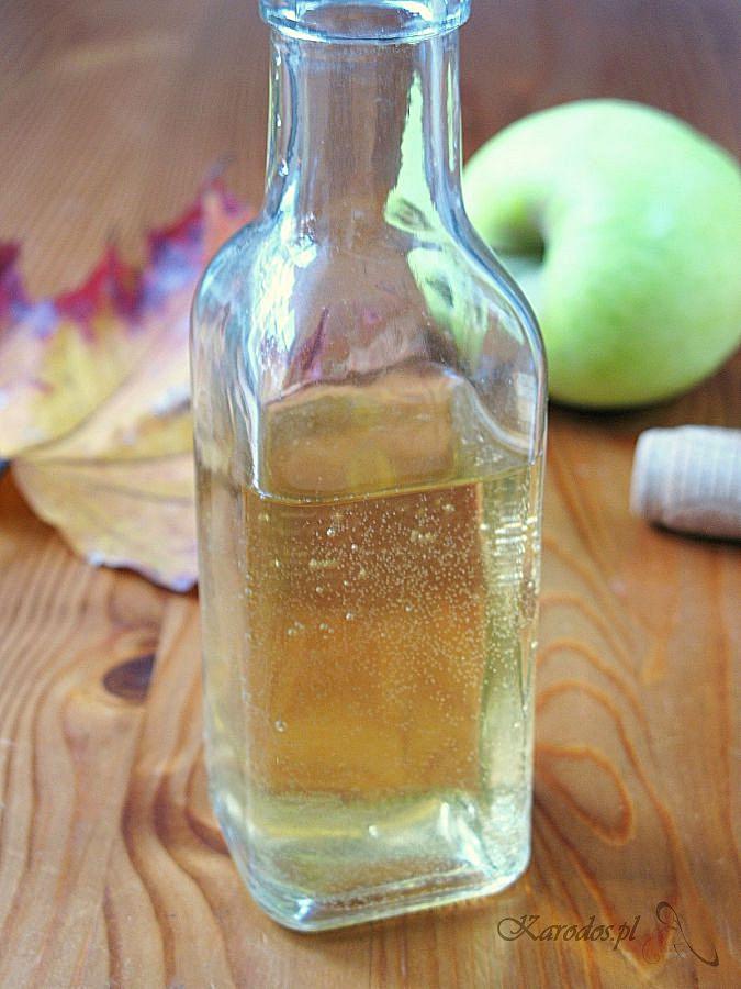 Domowy ocet jabłkowy - moje wrażenia