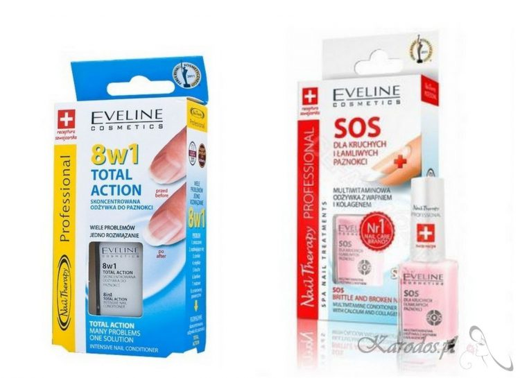 formaldehyd w odzywkach i lakierach do paznokci