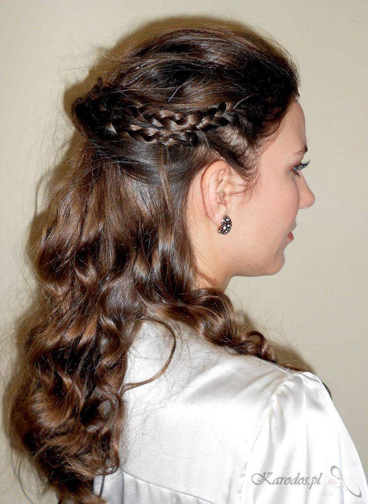 fryzura na swieta i nie tylko