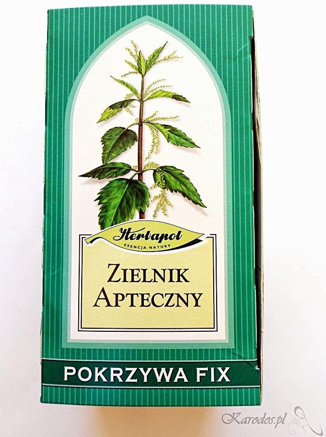 Herbatka z pokrzywy
