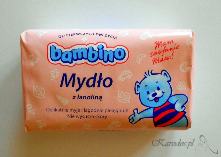 Beiersdorf, Bambino - mydło pielęgnacyjne dla dzieci i niemowląt
