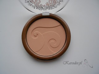 Lovely,Golden Glow - Puder naturalny hypoalergiczny (nr 2)