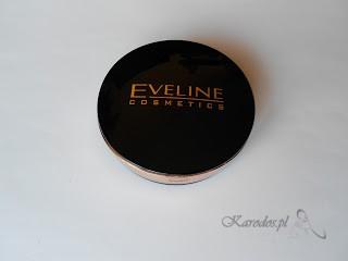 Eveline, Celebrities Beauty - Matująco-wygładzający puder mineralny (nr 23 SAND)