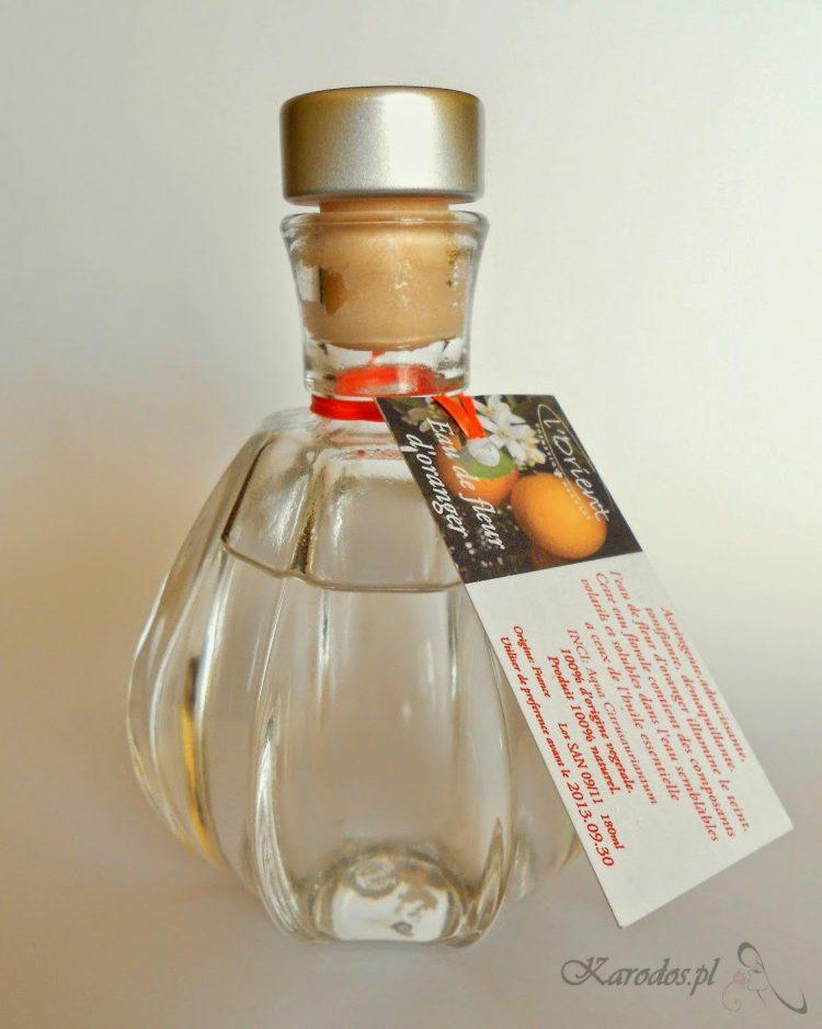 L'Orient, Woda z kwiatów gorzkiej pomarańczy (neroli)