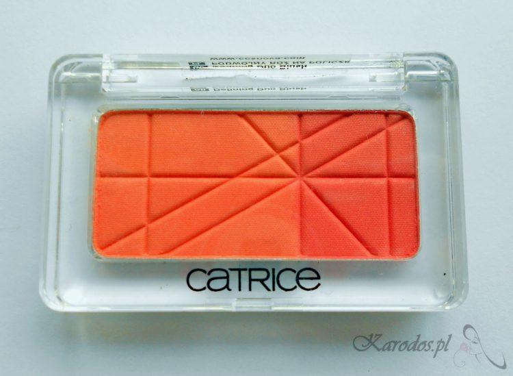 Catrice, Defining Duo Blush - Podwójny róż do policzków (050 Apricot Smoothie)