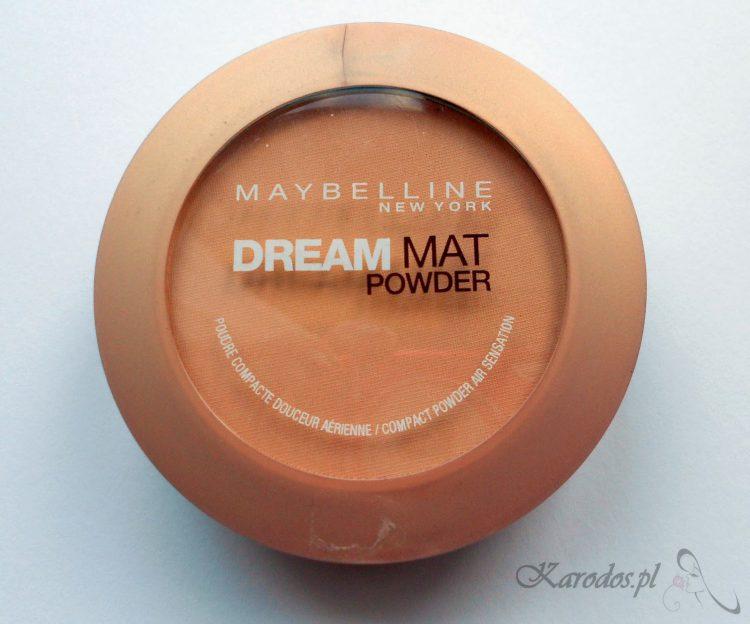Maybelline, Dream Mat Powder - puder w kompakcie