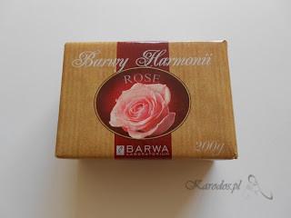 Barwa, Barwy Harmonii - Mydło różane 'Rose'