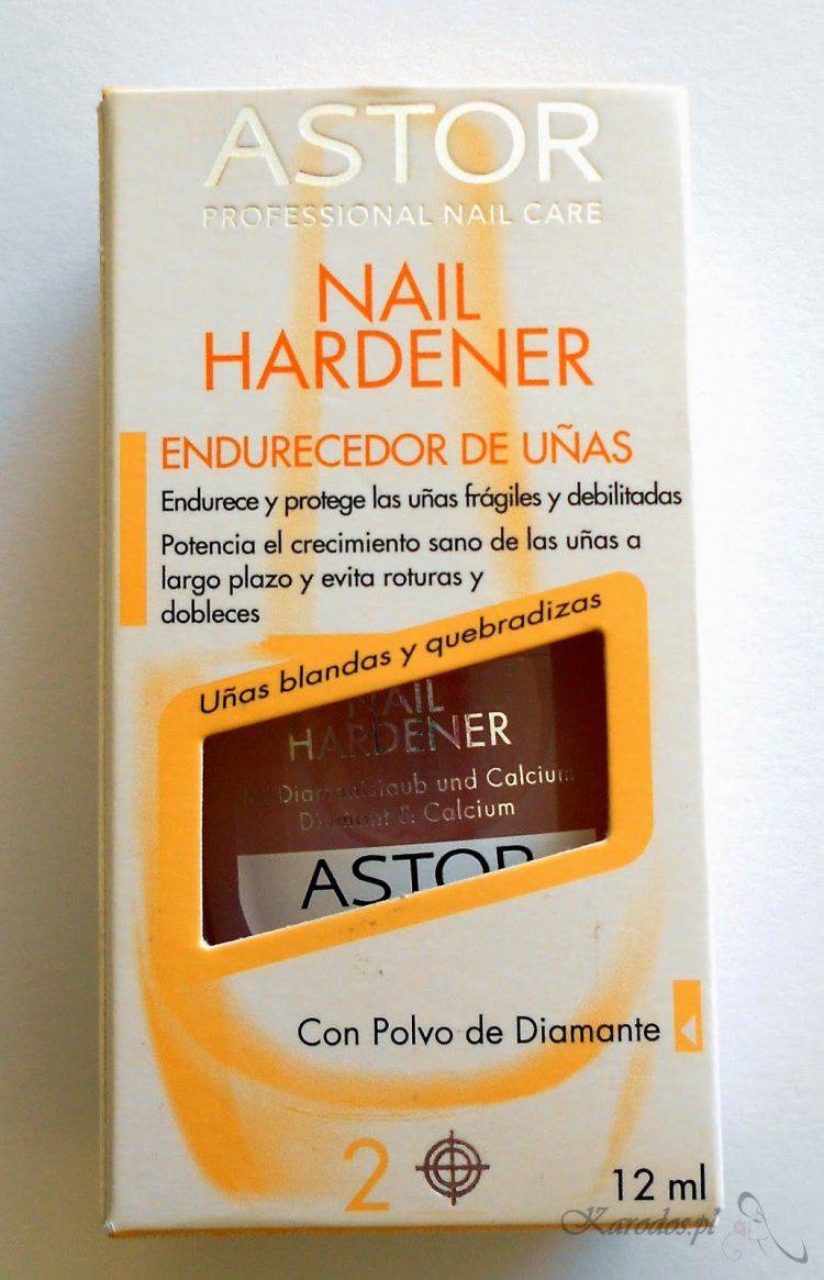 Astor, Nail Hardener - Odżywka wzmacniająca paznokcie