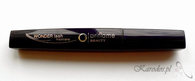 Oriflame, Beauty Wonder Lash Mascara - wydłużająco-podkręcający tusz do rzęs
