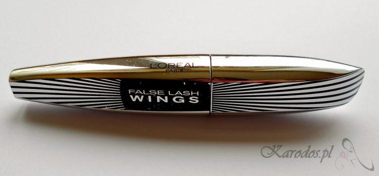 L'Oreal, False Lash Wings - Tusz do rzęs