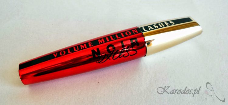 L'Oreal, Volume Million Lashes Noir Excess – tusz do rzęs (extra black)