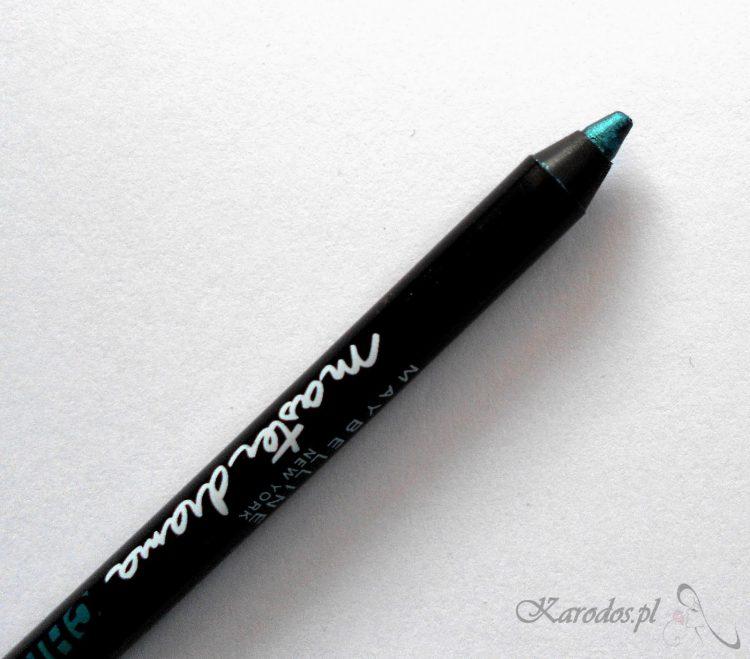 Maybelline, Master Drama Chromatics Khol Liner – kredka do oczu (Turquoise Vibe)