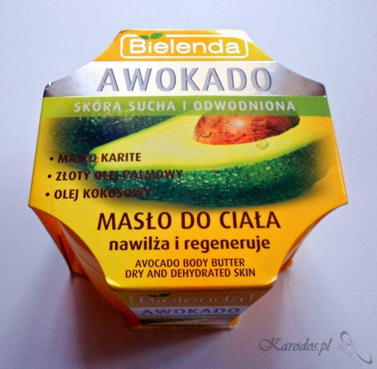 Bielenda, Awokado - Masło do ciała (skóra sucha i odwodniona)