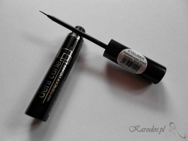 Deni Carte, Waterproof Eyeliner - Kreskówka wodoodporna (eyeliner)