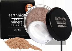 Earthnicity, Podkład mineralny (Natural Light) - cudowny proszek