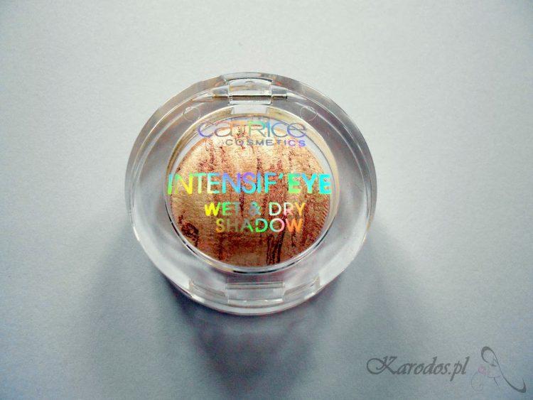 Catrice, Intensif'Eye Wet&Dry Eyeshadow – cień o powiek (100 Glamourose)