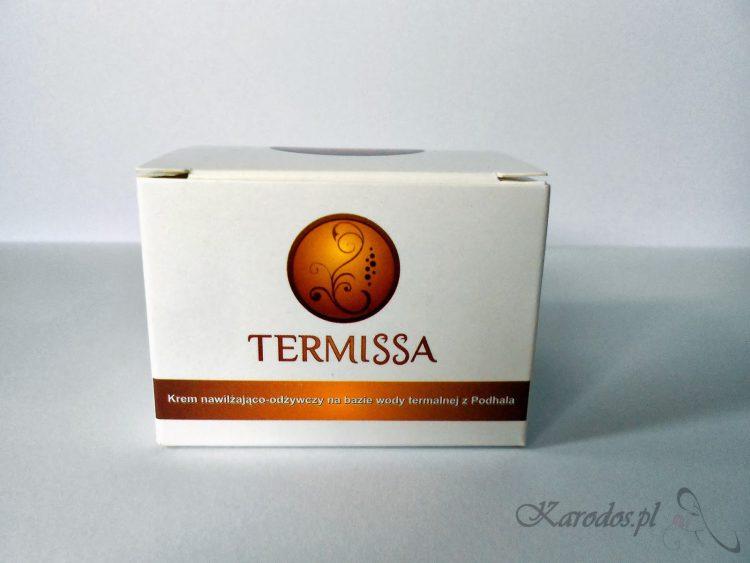Termissa, Krem nawilżająco-odżywczy na bazie wody termalnej z Podhala