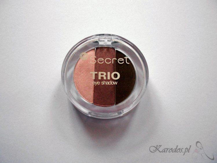 My Secret, Trio Eye Shadow, Cienie do powiek Trio (nr 306)