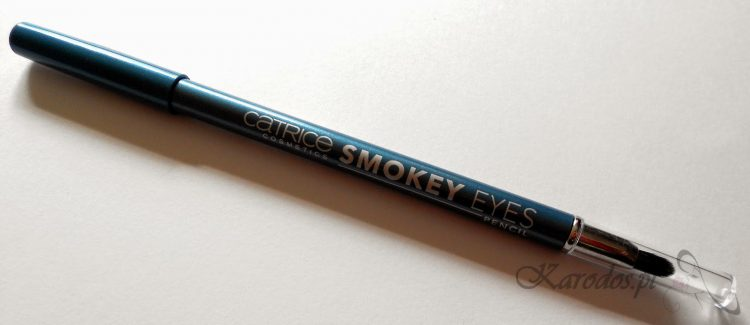 Catrice, Smoky Eyes Pencil (040 Petroling In The Deep)