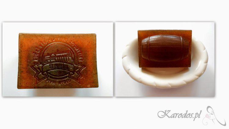 Saela, Oryginalne piwne mydło glicerynowe