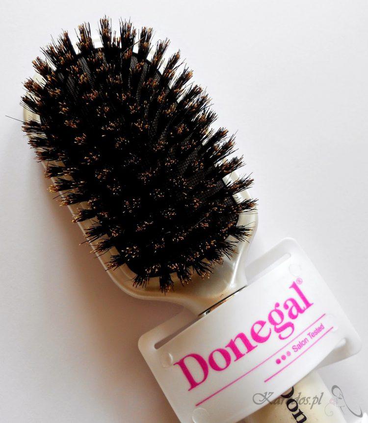 Donegal, Szczotka do włosów z naturalnym włosiem