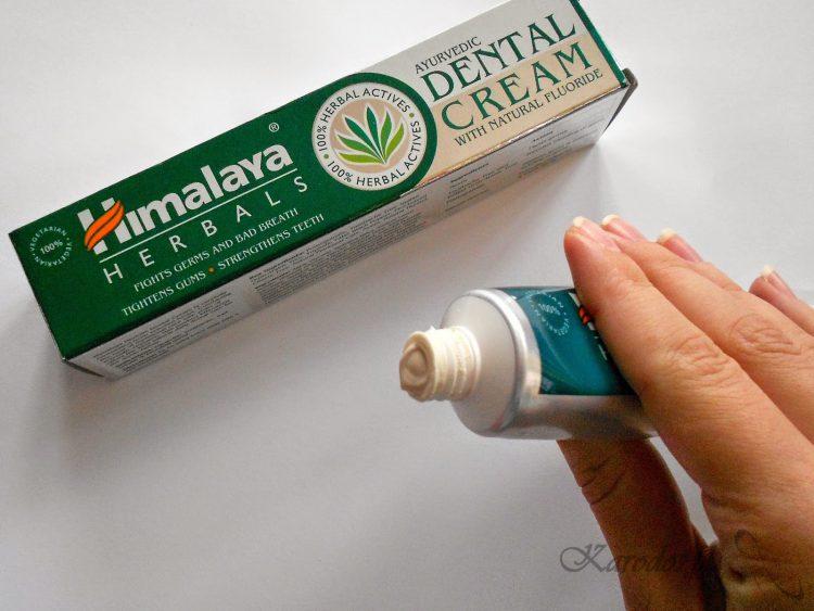 Himalaya Herbals, Dental Cream – Pasta do zębów z naturalnym fluorem