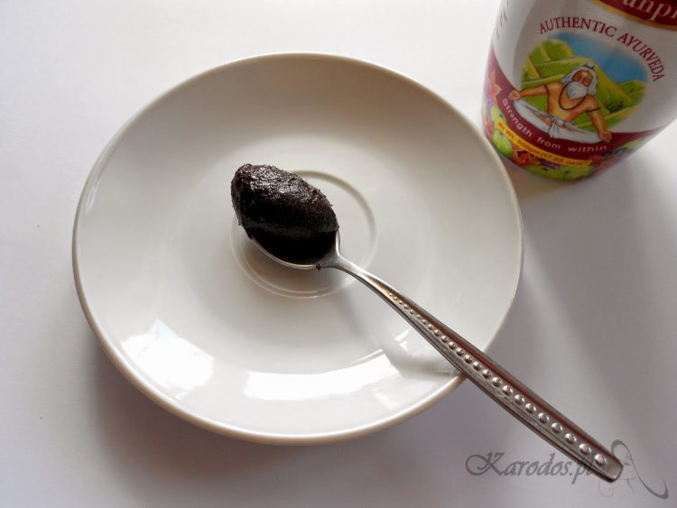 Dabur, Chyawanprash – Ajurwedyjska pasta wzmacniająca