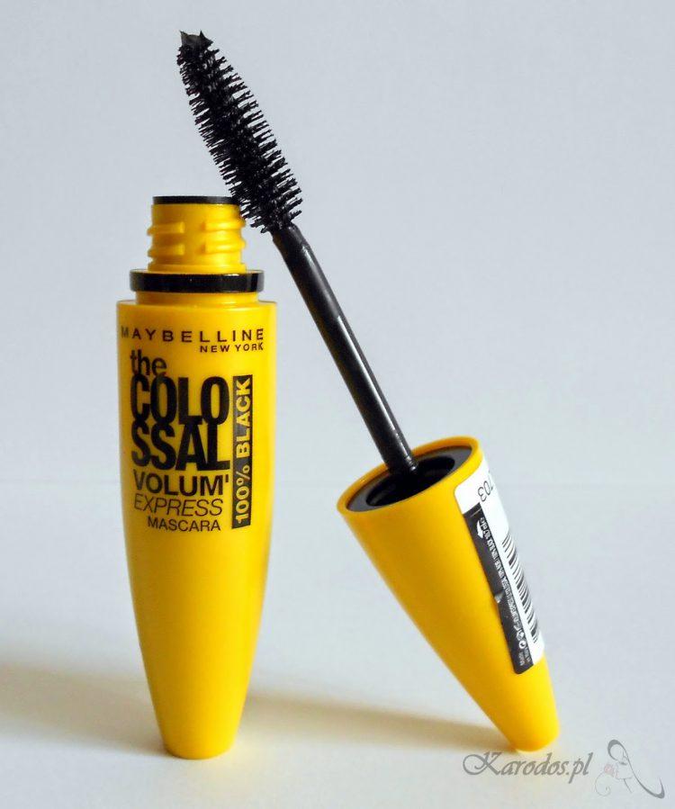 Maybelline, Colossal Volum' Express Mascara – Kolosalne rzęsy