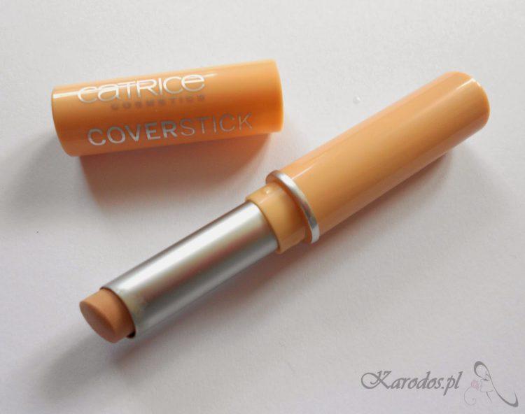 Catrice, Cover Stick, Korektor w sztyfcie (010 Warm Beige)