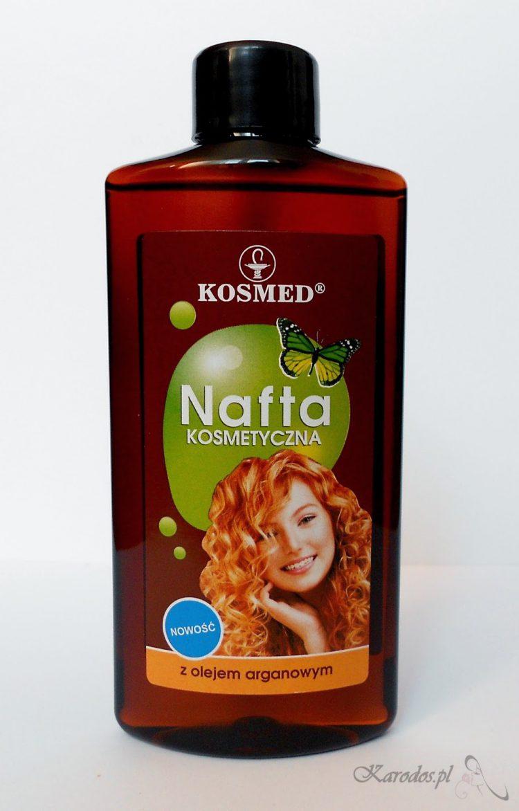Kosmed, Nafta kosmetyczna z olejem arganowym