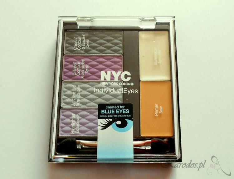 NYC, Individual Eyes, Cienie do powiek 939 Bryant Park (dla niebieskich oczu)