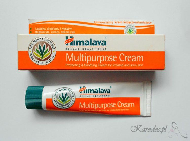 Himalaya Herbals, Multipurpose Cream – Uniwersalny krem kojąco-osłaniający
