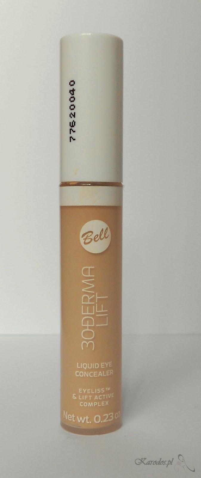 Bell, 30+Derma Lift, Dobry korektor pod oczy z Biedronki