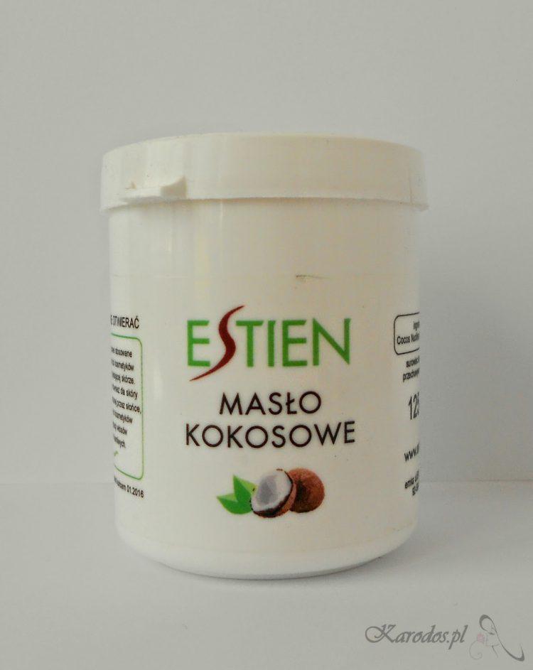 Estien, Masło kokosowe