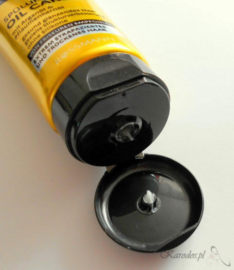 Isana, Professional, Oil Care, Odżywka do włosów z olejem z pestek śliwek (do włosów suchych i zniszczonych)