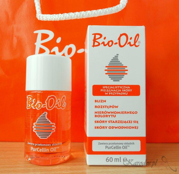 Cederroth, Bio Oil, Olejek na rozstępy i blizny