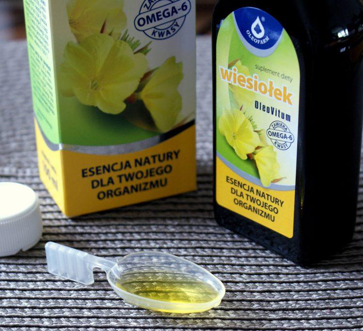 Drogocenny olej z wiesiołka