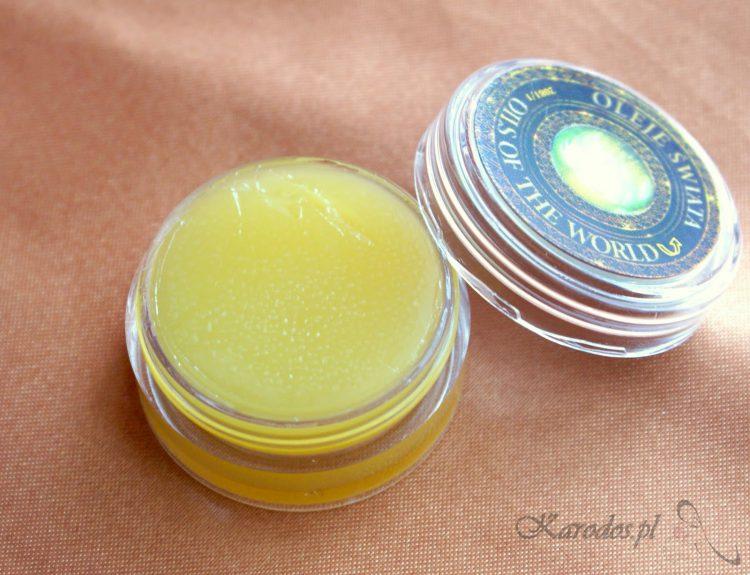 Joanna, Balsam do suchych miejsc 3w1 z masłem oliwkowym
