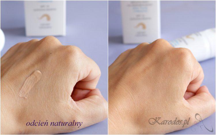 Ziaja, BB aktywny krem na niedoskonałości skóry tłustej i mieszanej (odcień naturalny)