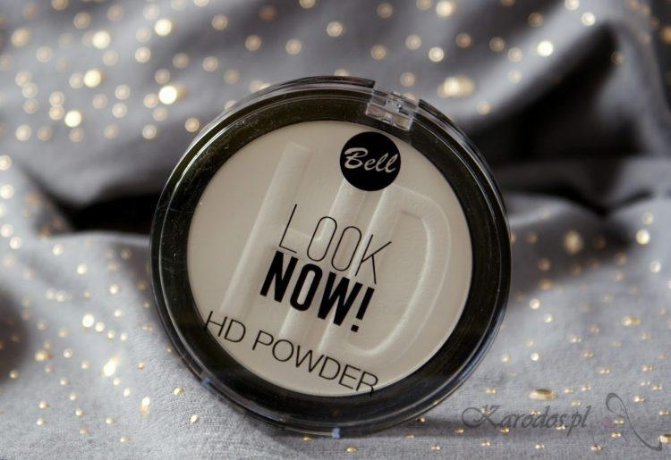 Bell, Look Now! HD Powder Prasowany puder matujący