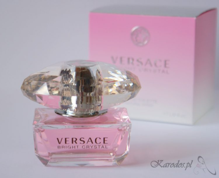 Versace, Bright Crystal – Eau De Toilette, Zapach do którego wracam