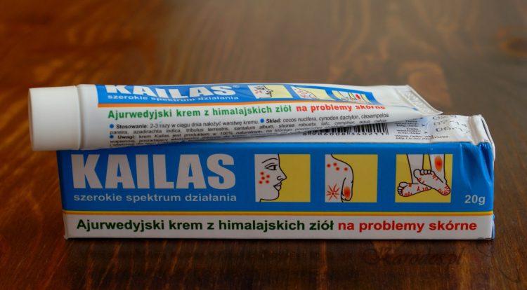 AyurVedik, Kailas – Ajurwedyjski krem z himalajskich ziół na problemy skórne