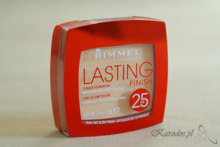 Rimmel, Lasting Finish 25HR – (Droższy) następca słynnego Stay Matte