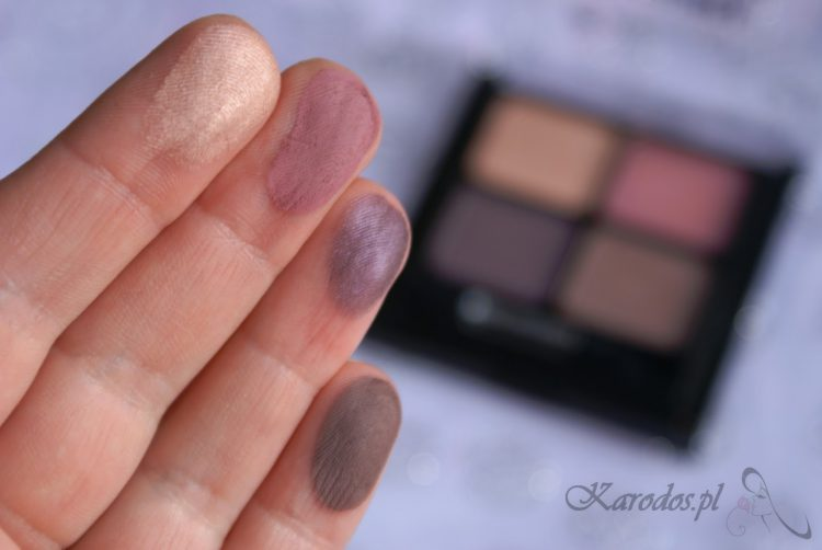 My Secret, Natural Beauty Eyeshadows, Cienie do powiek (Autumn Blossoms)